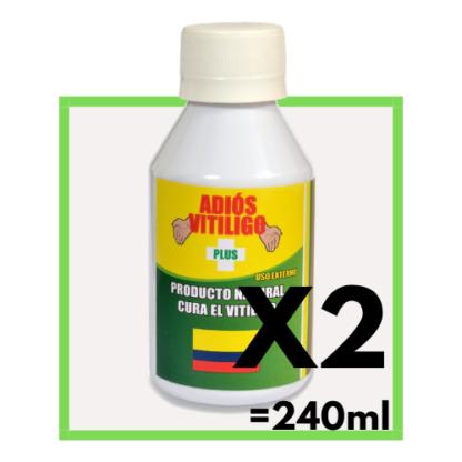 Adiós Vitiligo 240 ml